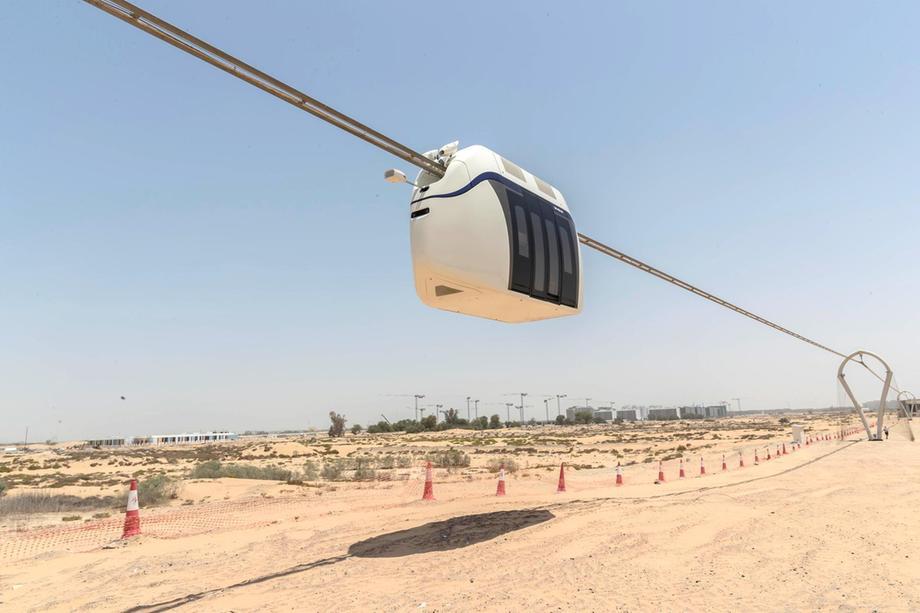 SkyWay tại Sharjah